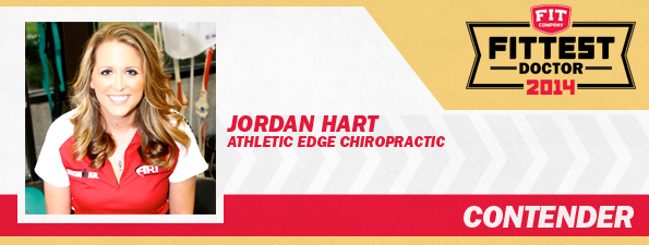 Dr. Hart Nominated Fittest Doctor 2014